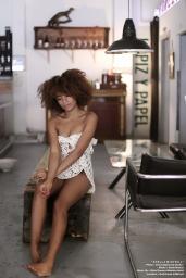 · PHOTO : Kunydiamond Studio · Model : Stella Mistral · Make Up : Silvia Romero Make Up Artist · Location : Red House Art & Food
